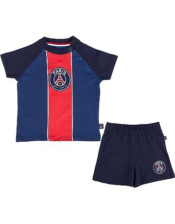 b15beb5f6ea48 PARIS SAINT GERMAIN T-Shirt + Short PSG - Collection Officielle Taille bébé  garçon