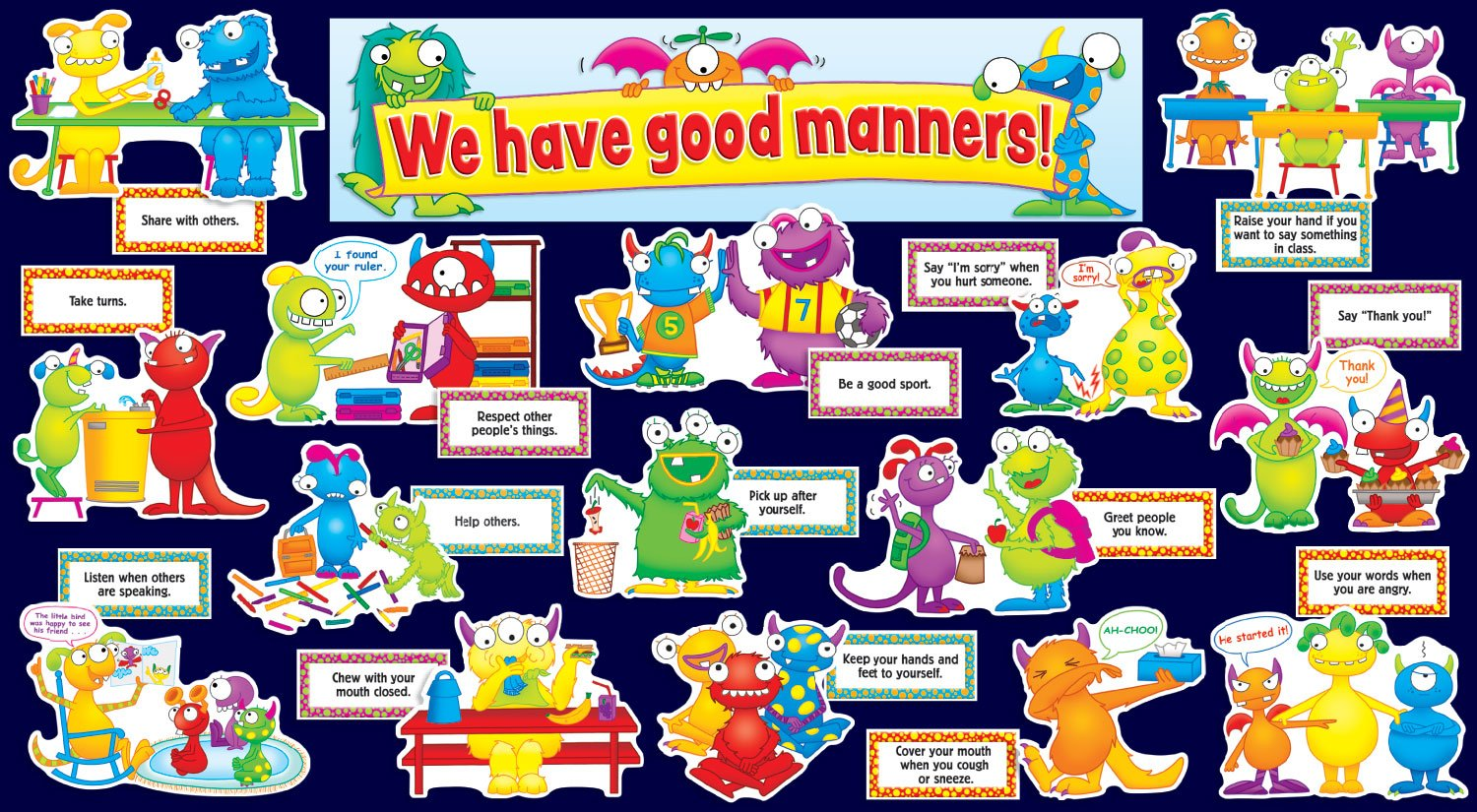 teacher and good manners Parents always say they want their kids to be polite who doesn't well- mannered kids are nicer to have at the dinner table when guests come over, they' re pleasant to be around, and they can carry on a polite conversation with a college recruiter or a potential employer later on but, like money, manners.