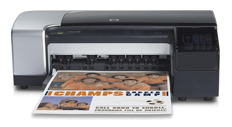 HP Officejet Pro K850 Color Printer - Impresora de tinta: Amazon ...