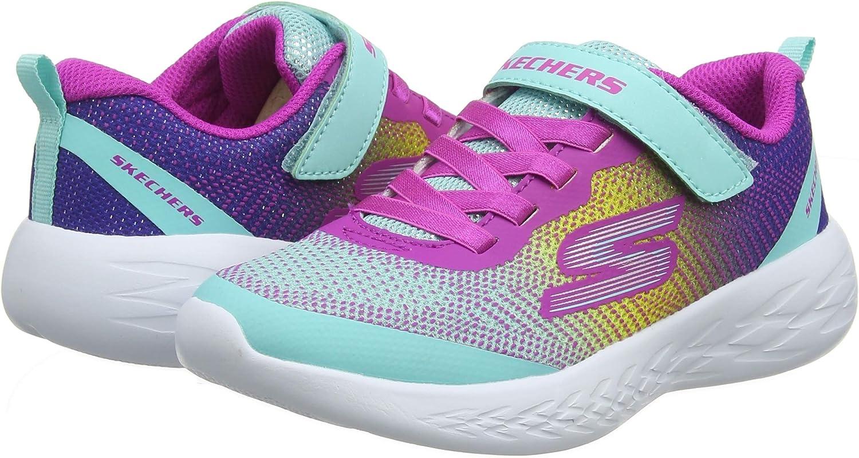 Skechers Kids Go Run 600-dazzle Strides Sneaker
