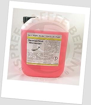 SKB Car Tec Diesel filtro de partículas limpiador 5l: Amazon.es: Salud y cuidado personal