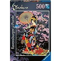 Ravensburger 500 Parça Puzzle Yozakura RPO167739