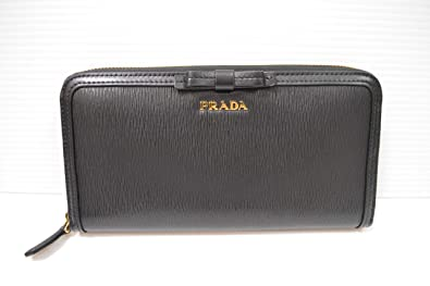 detailed look 31580 d3510 Amazon | PRADA 1ML506 VITELLO MOVE FI NERO プラダ ブラック ...