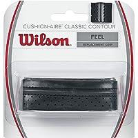 Wilson Classic Contour Replacement Tennis Racquet Grip, Black