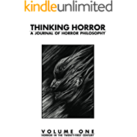 Thinking Horror Volume 1 book cover