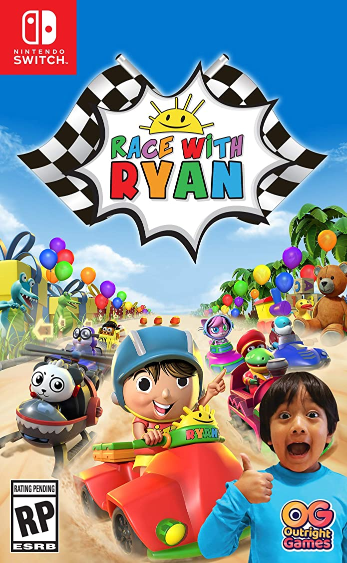 Race with Ryan - Nintendo Switch