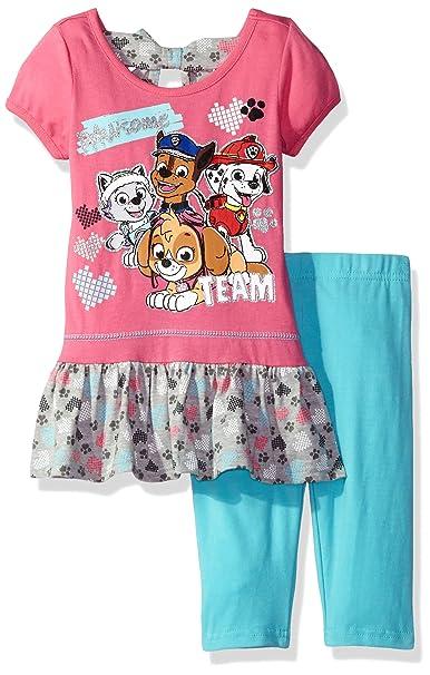 Paw Patrol Girls Dress /& Leggings