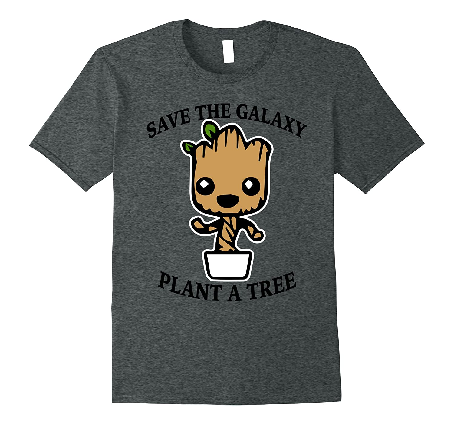 Save The Galaxy Plant A Tree T-Shirts - Love Earth, Go Green-FL