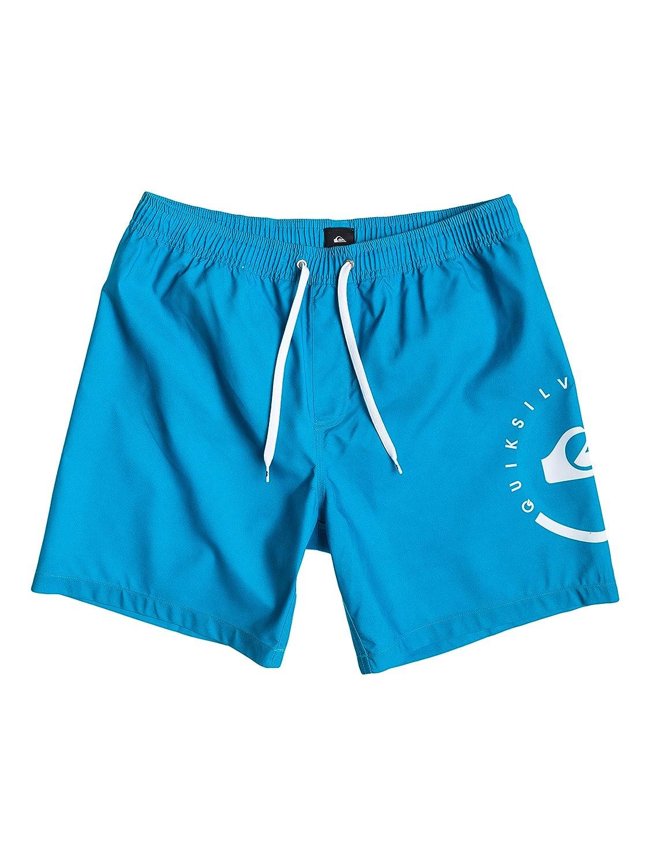 Quiksilver Eclipse Volley 17 Short Board Shorts inハワイアンブルー B00RW6IO5I