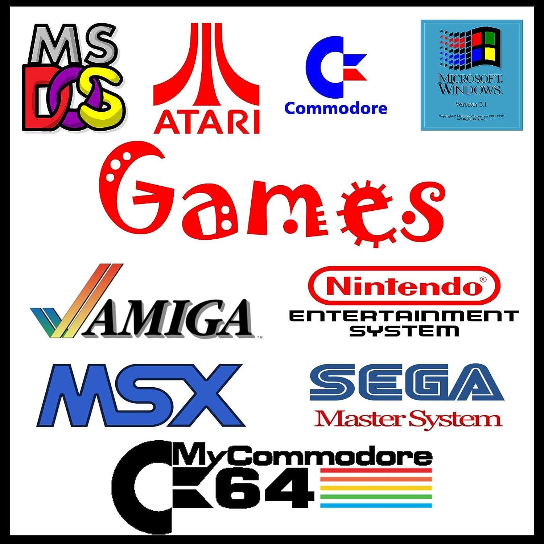 InsideMix ORIGIN 800 Vintage Games Retrogames Games 80s