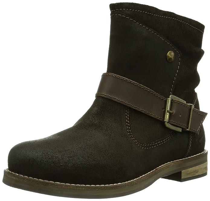 Dockers 354033-141020, Botas para Mujer, Cafe 020, 39 EU: Amazon.es: Zapatos y complementos