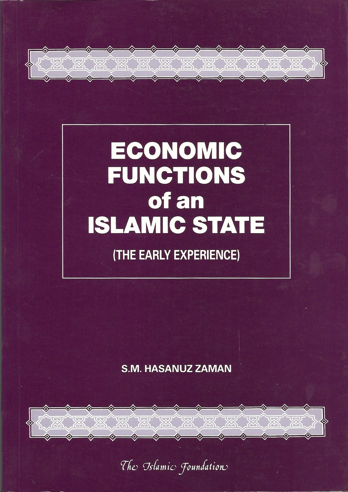 The economic functions of the state