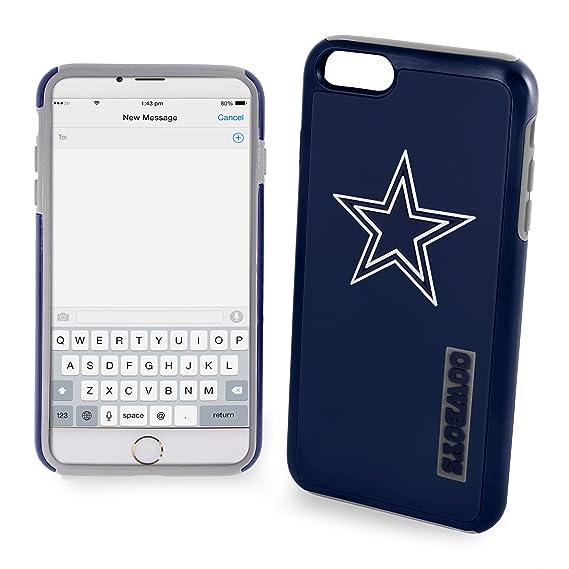 reputable site 7091a 6be0f Dallas Cowboys Impact TPU 2-Piece Dual Hybrid iPhone 8 / iPhone 7 / iPhone  6 / iPhone 6s Case - 4.7