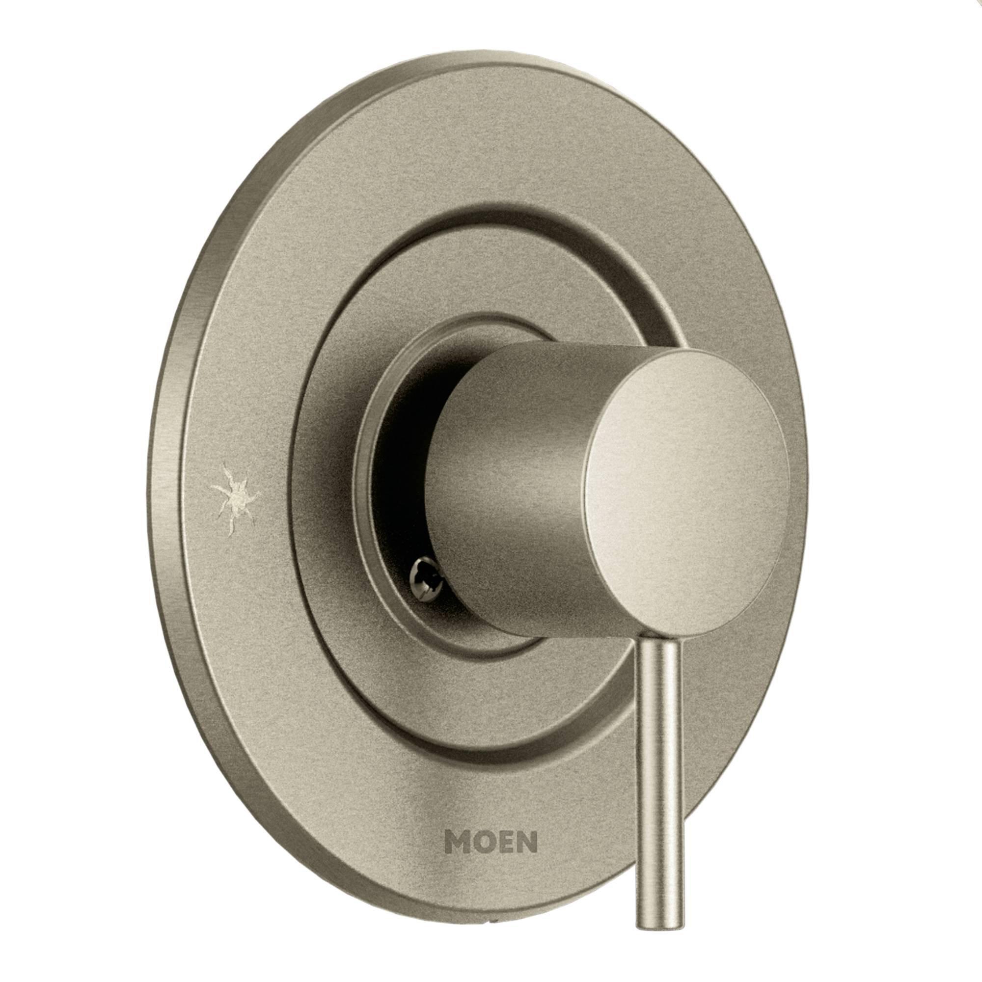 Moen T2191BN Align PosiTemp Tub/Shower Valve Trim without Valve, Brushed Nickel
