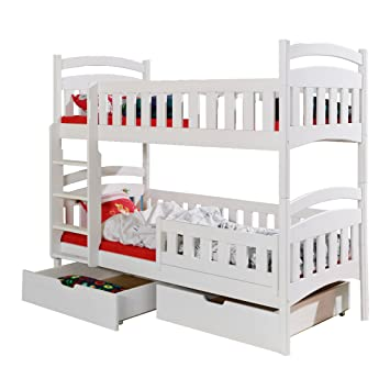Ye Perfect Choice Dominic 2 Children Bunk Bed Pine Wood 24