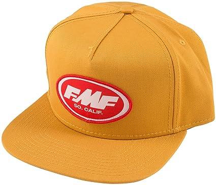 FMF Racing Men s Choice Snapback Hat  Amazon.co.uk  Clothing 6fc8e075c05e