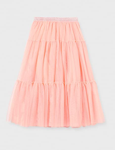 12A Pink P/êche 16 IKKS Junior Boys Jupe Tulle Skirt