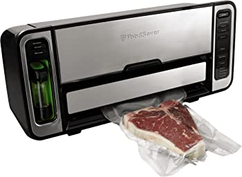 FoodSaver FM5860 Vacuum Sealer For Sous Vide