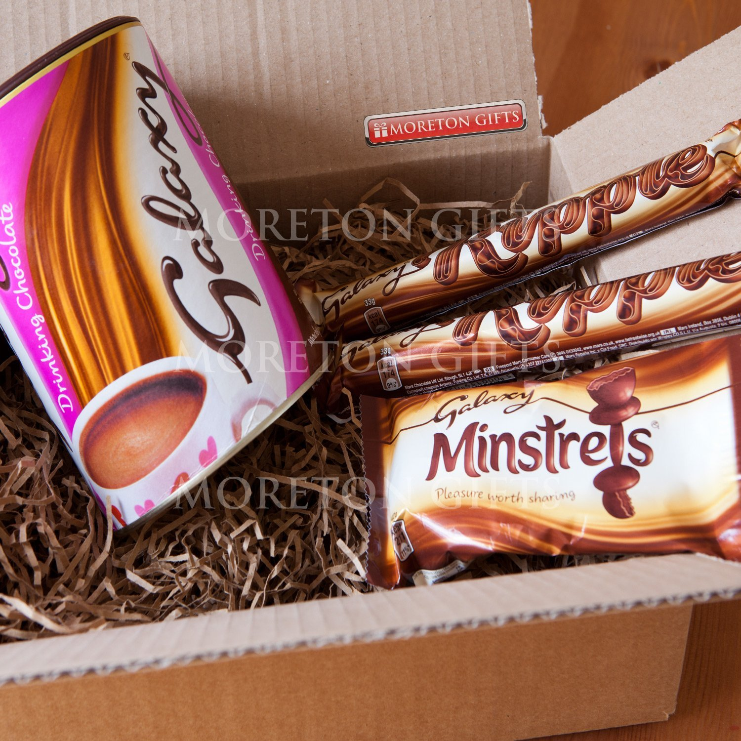 Galaxy Chocolate Indulgence Time For A Break Box - Perfect ...