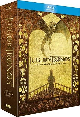 Juego De Tronos Temporada 5 Blu-Ray [Blu-ray]: Amazon.es: Lena ...