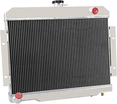 Aluminum radiator for Jeep CJ,CJ5,CJ7 V8//Conversio AT//MT 1972-1986 New