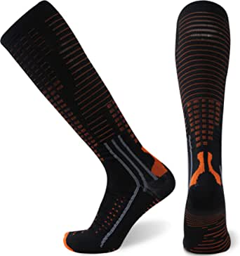 SuMade Compression Socks, Womens (15-20mmHg) Best Graduated Athletic Medical Travel Running Nursing Socks