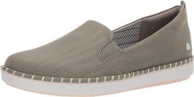 CLARKS Women's Step Glow Slip Loafer Flat: Amazon.it: Scarpe