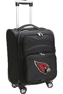 NFL Atlanta Falcons Deluxe Wheeled Laptop Overnighter