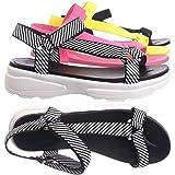 88a043573b40b Amazon.com   JOYBI Women's Platform Sandals Peep Toe Ankle Strap ...