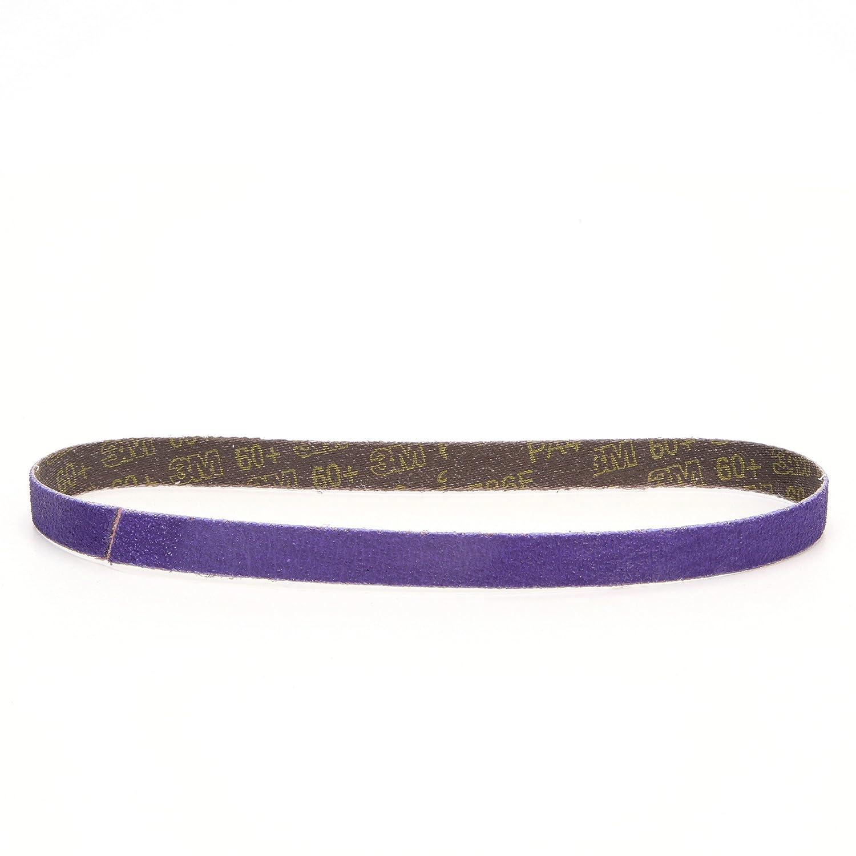10 Belts//Box Cubitron 3M 33445 II 1//2 x 18 File Belt