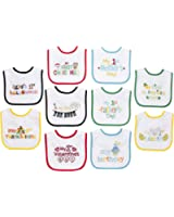 Baby Gear My 1st Holiday 10Pk Bib Set