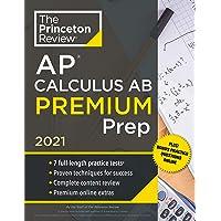 Princeton Review AP Calculus AB Premium Prep, 2021