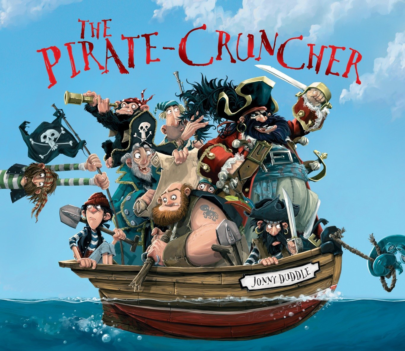 The Pirate Cruncher by Templar (Image #1)