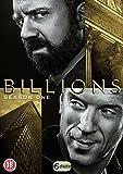 Billions: Season 1 (6 Dvd) [Edizione: Regno Unito] [Import anglais]