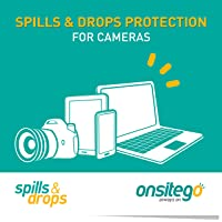 OnsiteGo 1 Year Spills and Drop Protection Plan for Cameras from Rs. 20001 to Rs. 35000
