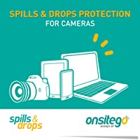 OnsiteGo 1 Year Spills and Drop Protection Plan for Cameras up to Rs. 20000