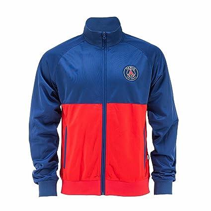 Zip Psg Officielle Collection Taille Paris Veste Saint Germain tqwq471