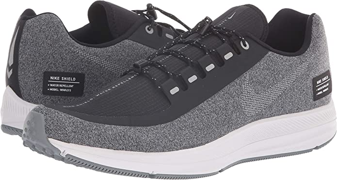 NIKE Zoom Winflo 5 Run Shield, Zapatillas de Running para Hombre: Amazon.es: Zapatos y complementos