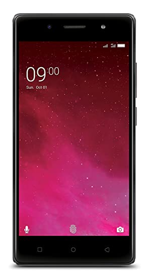 Lava Z80 (Black, 16GB)