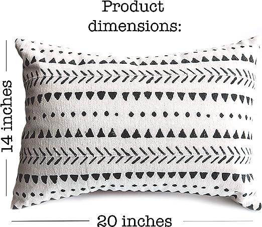 Amazon.com: Elegante funda de cojín para sofá o cama ...