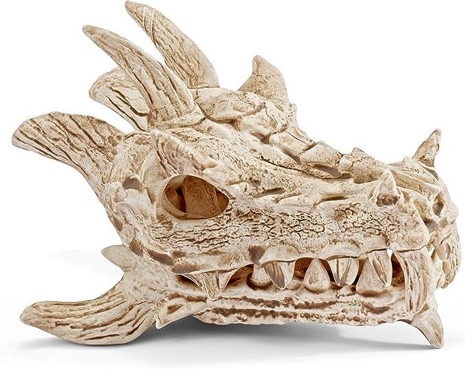 Schleich dragon Trésor avec épée Dragon crâne Serpent eldrador 42152