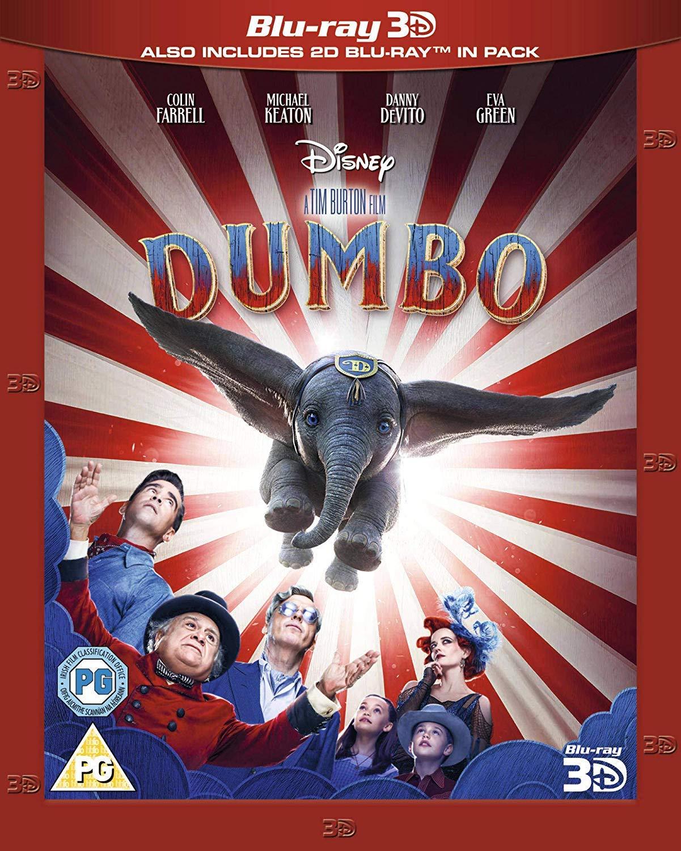 Dumbo L/A [Italia] [Blu-ray]: Amazon.es: Colin Farrell, Michael ...