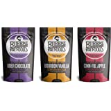 Bubba's Fine Foods Paleo, Grain-Free, Gluten-Free Granola, Variety Pack, 6 Ounce (Pack of 3)