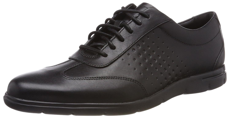 Clarks Vennor Vibe, Zapatos de Cordones Derby para Hombre
