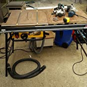Rousseau 2780 Table Saw Stand For Smaller Portable Saws