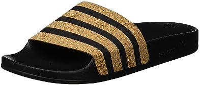 quality design 24a84 10688 adidas Adilette W, Chaussures pour Sports Aquatiques Femme, Multicolore  cblacks Up C O L