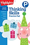Preschool Thinking Skills (Highlights Learn on the Go Practice Pads)