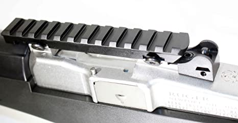 amazon com trinity ruger mini 14 mini 30 scope mount black
