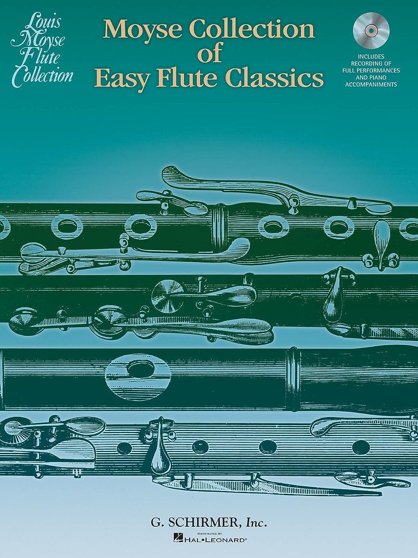 Moyse Collection of Easy Flute Classics Hal Leonard