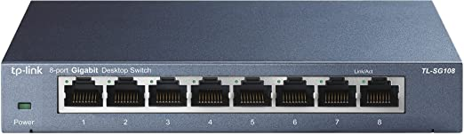 Review TP-Link 8 Port Gigabit